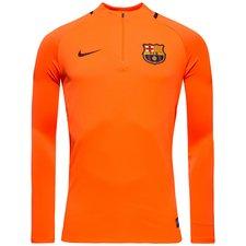 Image of   Barcelona Træningstrøje Dry Squad Drill - Orange/Bordeaux