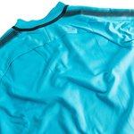 chelsea træningstrøje dry squad drill - blå/grå børn - træningstrøjer