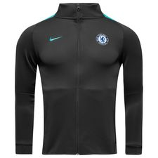 Chelsea Track Top NSW Authentic - Grå/Blå Barn