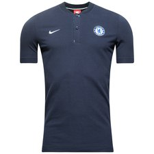 Image of   Chelsea Polo NSW Modern Authentic - Navy/Hvid
