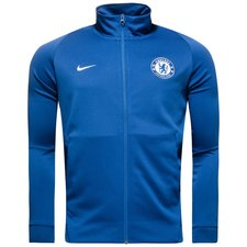 chelsea track top nsw authentic - blå/hvid - track tops
