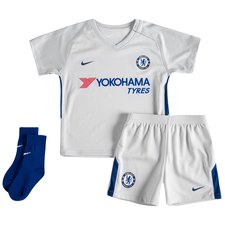 chelsea away shirt 2017/18 baby-kit kids - football shirts