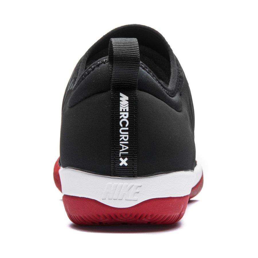 reputable site e0b3a 5dc1c Nike MercurialX Finale II IC Pitch Dark - Sort Hvit Rød   www.unisportstore. no