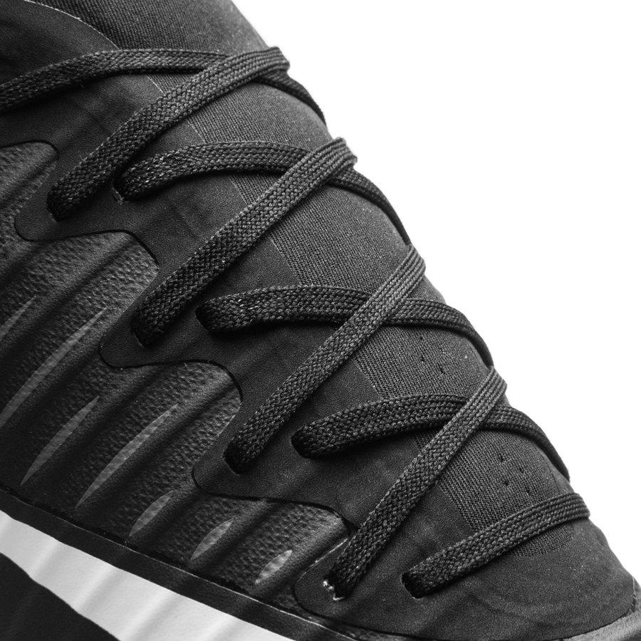 reputable site ba50c ddf70 Nike MercurialX Finale II IC Pitch Dark - Sort Hvit Rød   www.unisportstore. no