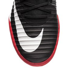 quality design 0fc52 b6006 ... nike mercurialx finale ii tf pitch dark - sort hvit rød - fotballsko ...