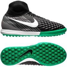 Nike MagistaX Proximo II DF TF Pitch Dark - Zwart/Wit/Groen