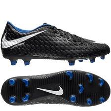 Nike Hypervenom Phade 3 Pitch Dark Sort/Hvid/Blå