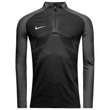 Nike Trainingsshirt AeroSwift Strike Drill - Schwarz/Weiß