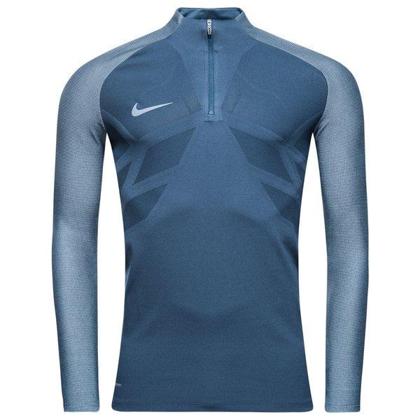 Nike Maillot d'Entraînement AeroSwift Strike Drill Rising Fast Bleu