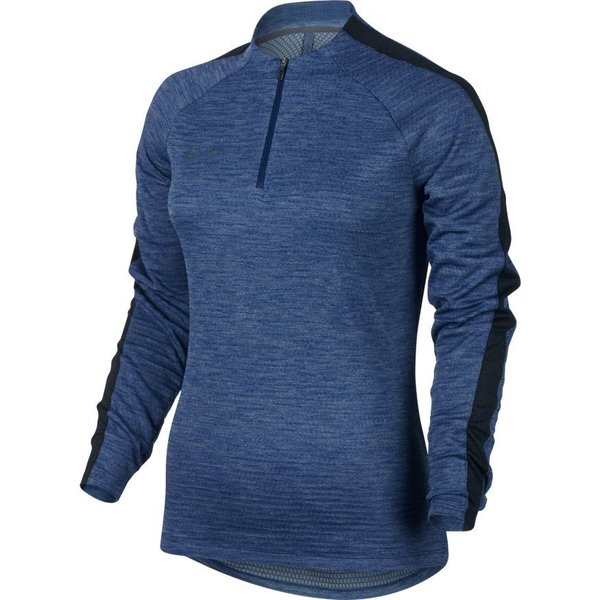 Nike Training Shirt Dry Squad Drill Binary Blue Black