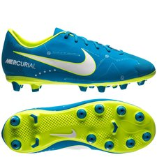 Nike Mercurial Victory VI AG NJR Written in the Stars - Blauw/Wit/Blauw Kinderen