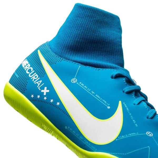 wholesale dealer 3b902 4097c Nike MercurialX Victory VI DF IC NJR Written in the Stars - Blue Orbit/White