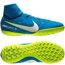 Nike MercurialX Victory VI DF TF NJR Written in the Stars - Blauw/Wit/Blauw Kind