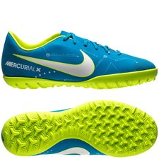 Nike MercurialX Victory VI TF NJR Written in the Stars - Blauw/Wit/Blauw Kindere