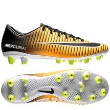 Nike Mercurial Victory VI AG-PRO Lock in. Let loose. - Orange/Sort/Hvid