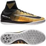 Nike MercurialX Proximo II DF IC Lock in. Let loose. - Orange/Noir/Blanc
