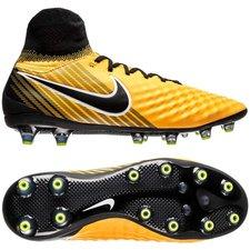 Nike Magista Orden II DF AG-PRO Lock in. Let loose. - Orange/Sort/Hvid