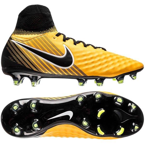 8334378733a Nike Magista Orden II DF FG Lock in. Let loose. - Laser Orange/Black ...