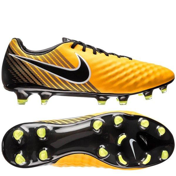 nouvelle arrivee fda08 8ba17 Nike Magista Opus II FG Lock in. Let loose. - Orange/Noir ...