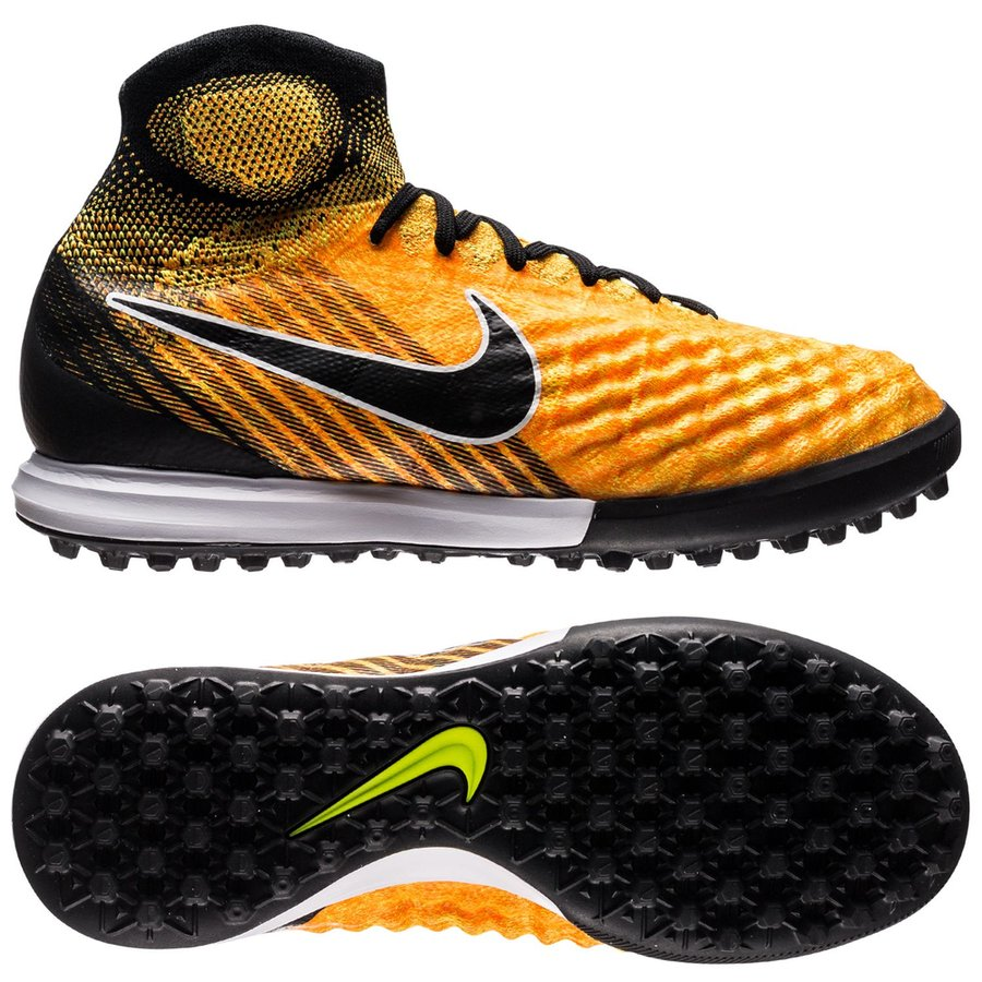 new arrivals d2a98 a1ad7 nike magistax proximo ii df tf lock in. let loose. - laser orange image  shadow