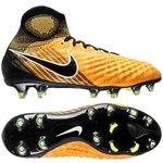 Nike Magista Obra II FG Lock in. Let loose. - Orange/Sort/Hvid Børn