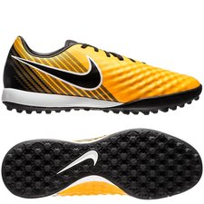 Nike MagistaX Onda II TF Lock in. Let loose. - Oranje/Zwart/Wit