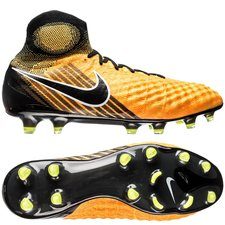 Nike Magista Obra II Lock in. Let loose. Orange/Sort/Hvid