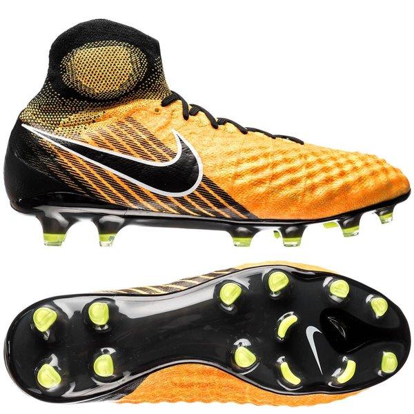 ff72d089b Nike Magista Obra II FG Lock in. Let loose. - Laser Orange/Black/White |  www.unisportstore.com
