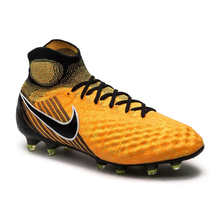 Nike Magista Obra II FG Lock in. Let loose. - Laser Orange ...