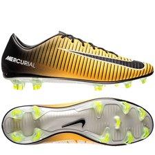 Nike Mercurial Veloce III Lock in. Let loose. Orange/Sort/Hvid