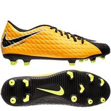 Nike Hypervenom Phade 3 Lock in. Let loose. Orange/Hvid/Sort