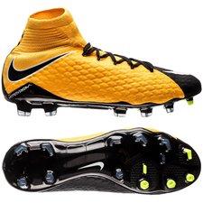 Nike Hypervenom Phatal 3 DF Lock in. Let loose. Orange/Hvid/Sort