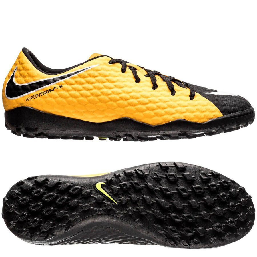 Nike junior hypervenomx phelon iii tf lock in, let loose - Scarpe da