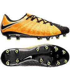 Nike Hypervenom Phantom 3 AG-PRO Lock in. Let loose. - Orange/Hvid/Sort