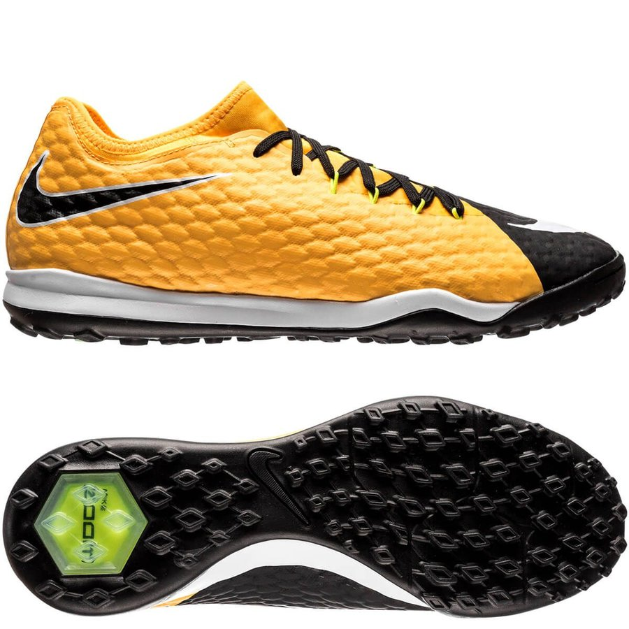 big sale f684e 299eb ... nike hypervenomx finale ii tf lock in. let loose. laser orange white