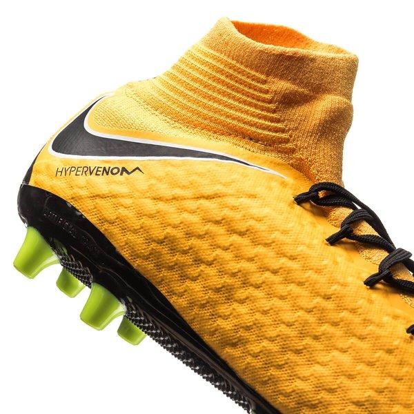 on sale b09aa e2c2f Nike Hypervenom Phatal 3 DF AG-PRO Lock in. Let loose. - Laser