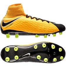 Nike Hypervenom Phatal 3 DF AG-PRO Lock in. Let loose. - Orange/Hvid/Sort