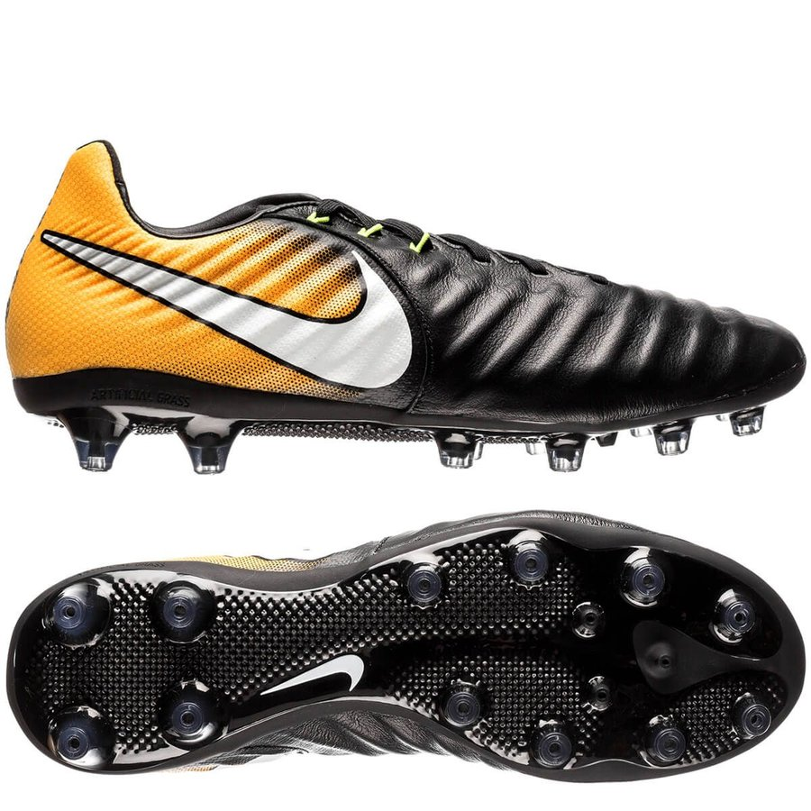 624da8621e52d Nike Tiempo Legacy III AG-PRO Lock in. Let loose. - Black White ...