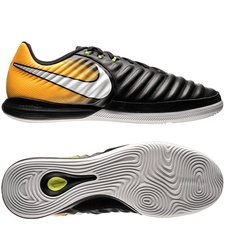 Nike TiempoX Finale IC Lock in. Let loose. - Schwarz/Weiß/Orange