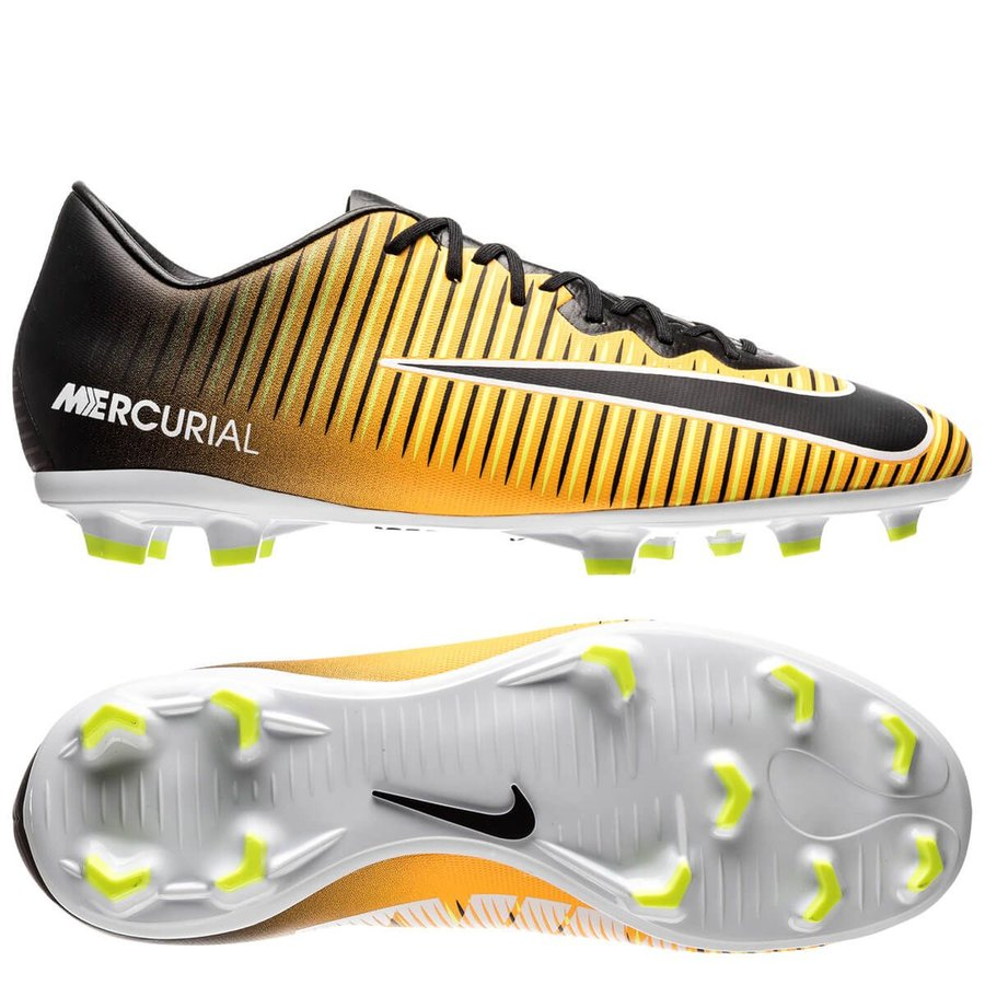 Nike Mercurial Vapor Orange Græs (FG)