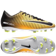 Nike Mercurial Vapor XI Lock in. Let loose. Orange/Sort/Hvid Børn