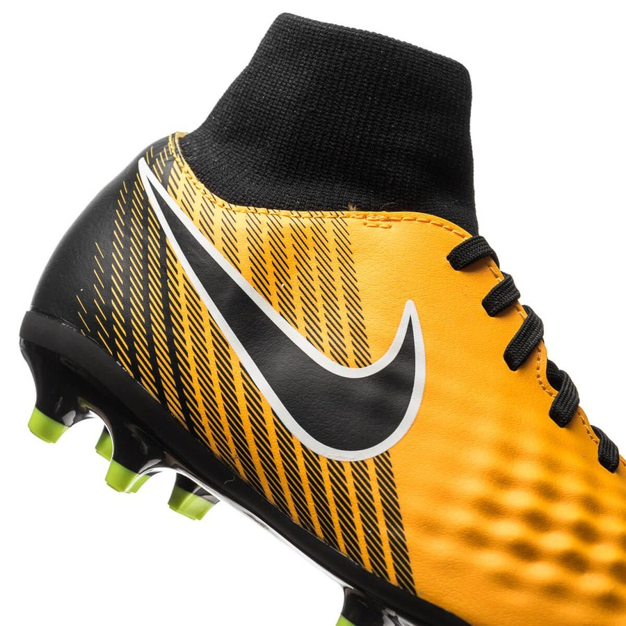 pretty nice cda79 b7ac0 Nike Magista Onda II DF FG Lock in. Let loose. - Oranssi Musta Valkoinen  Lapset   www.unisportstore.fi