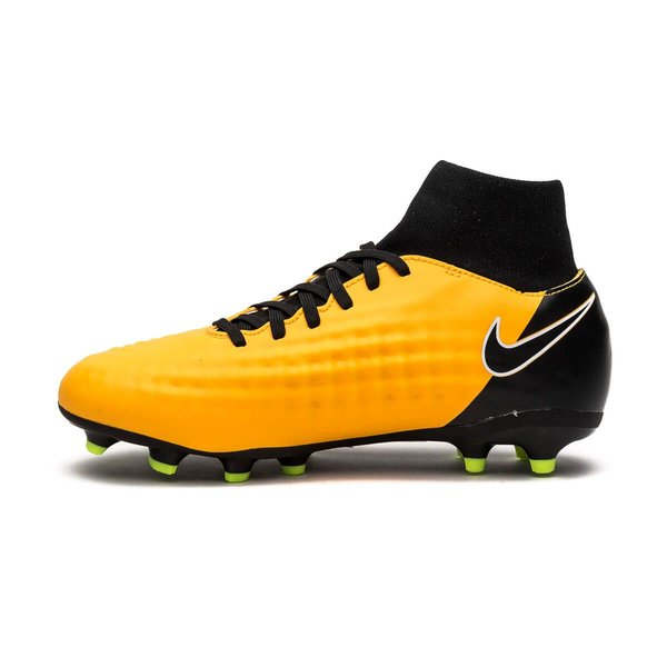 check out 07447 ca5b9 Nike Magista Onda II DF FG Lock in. Let loose. - Oranssi Musta