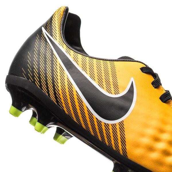 sale retailer bd2d4 f7dea Nike Magista Onda II FG Lock in. Let loose. - Oranssi Musta