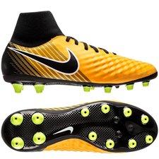 Nike Magista Onda II DF AG-PRO Lock in. Let loose. - Orange/Sort/Hvid