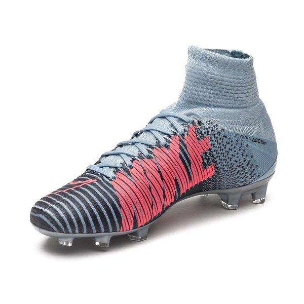 separation shoes c2269 60527 ... nike mercurial superfly v fg rising fast - bleu enfant - chaussures de  football ...