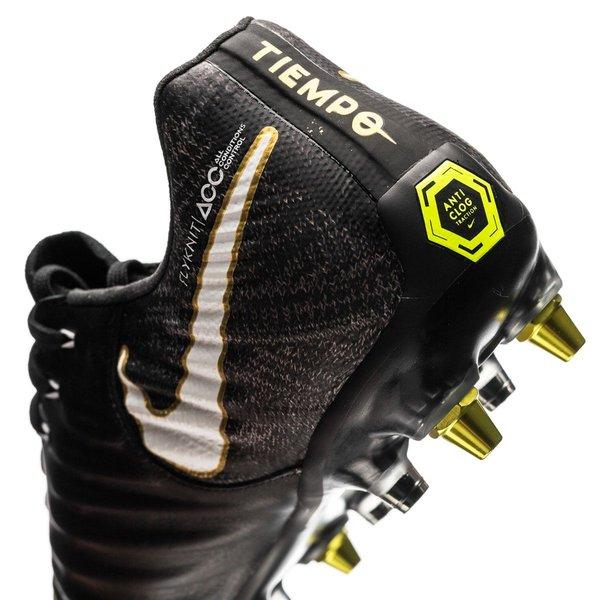 97f3450bc Nike Tiempo Legend 7 SG-PRO Anti-Clog Pitch Dark - Black White