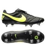 Nike Premier II SG-PRO Anti-Clog - Zwart/Neon