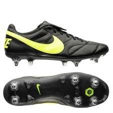 Nike Premier II SG-PRO - Sort/Neon