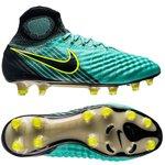 Nike Magista Obra II FG WMNS EC17 Pack - Turkis/Sort/Neon Kvinde